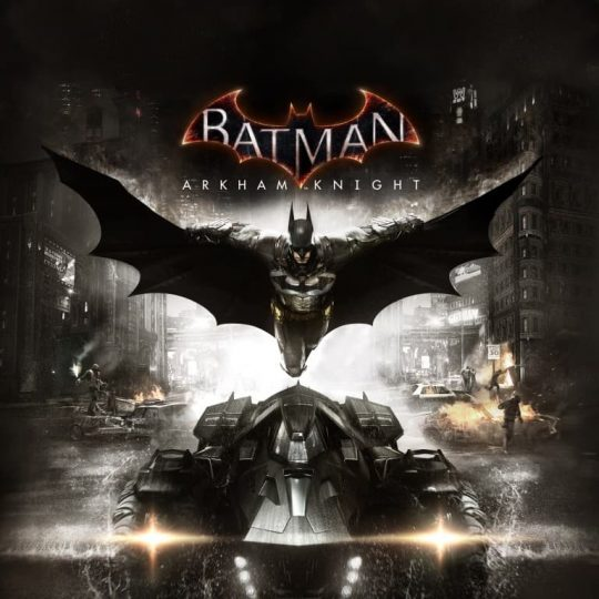 Batman Arkham Knight Cheap Key
