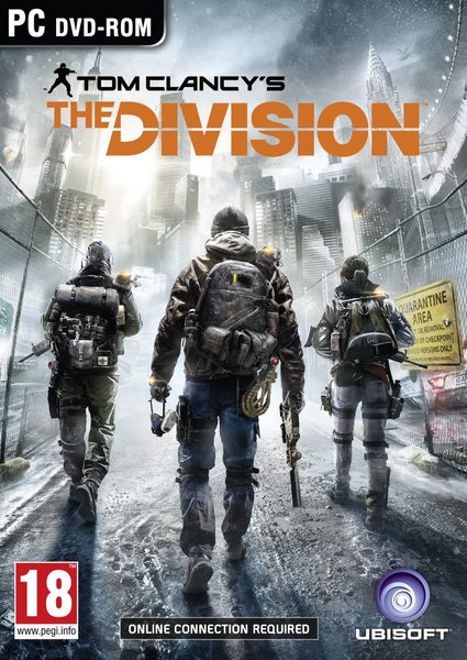 The Division Key Uplay