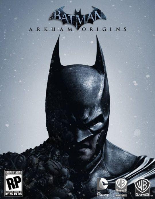 Batman Arkham Origins Steam CdKeys