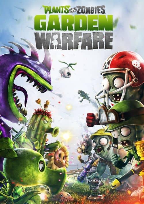 Plants vs zombies Garden warfare 2 key