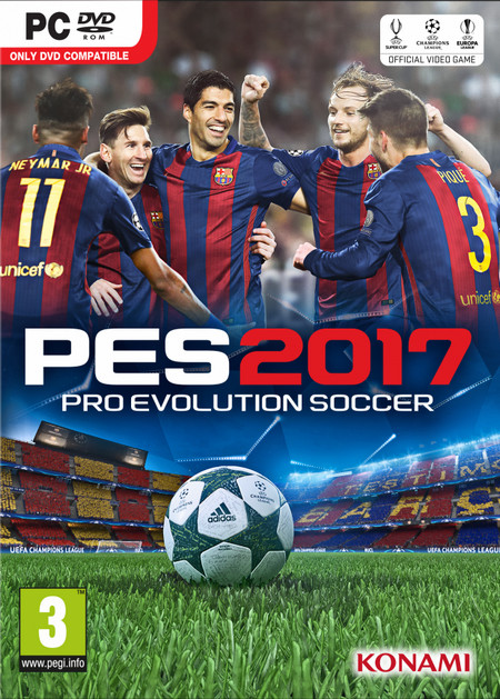Pro Evolution Soccer 2017