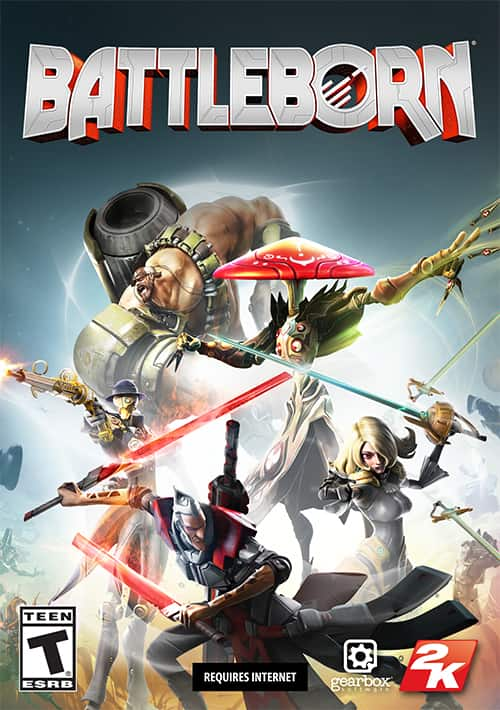 Battleborn Cheap Key