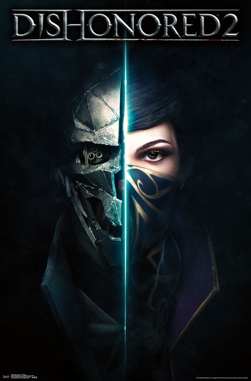 Dishonored 2 Cd Key