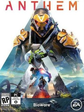 Anthem PC Origin Global Cd-Keys