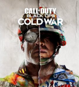 Call of Duty Cold War Green Gift