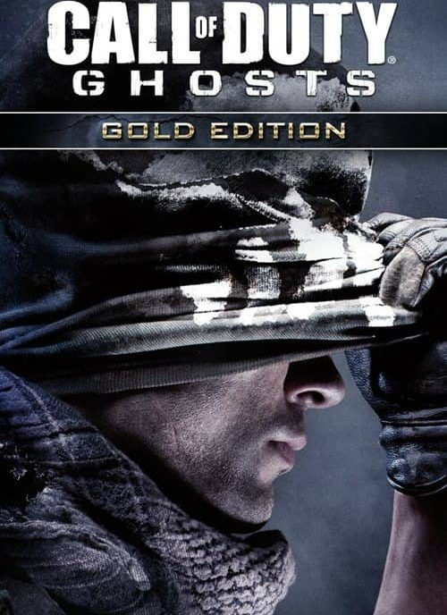 Call of Duty Ghosts Gold Edition Cd Key