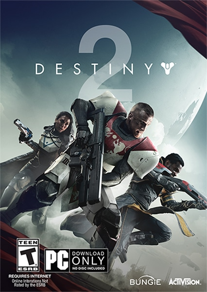 Destiny 2 Cd Key