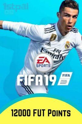 FIFA 19 12000 Fut Point PC Cd Key
