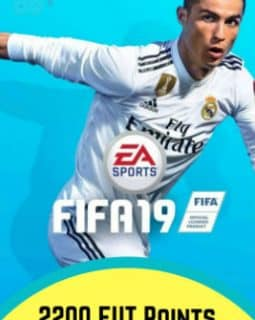 FIFA 19 2200 Fut Point PC Cd Key