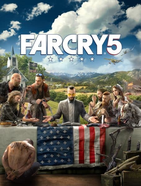 Far Cry 5 Cheap Cd-Keys