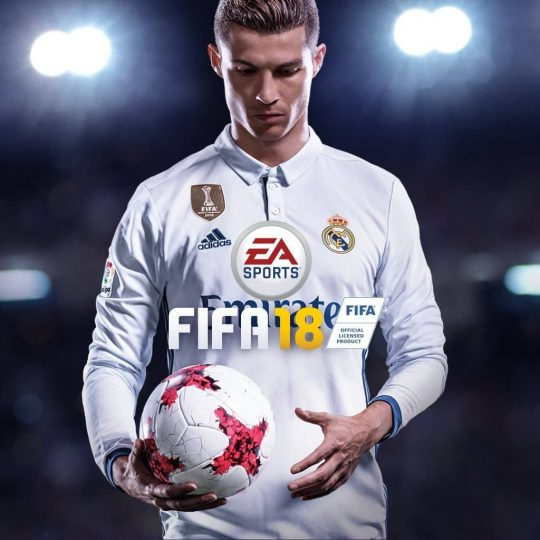 Fifa 18 PC Cd Key