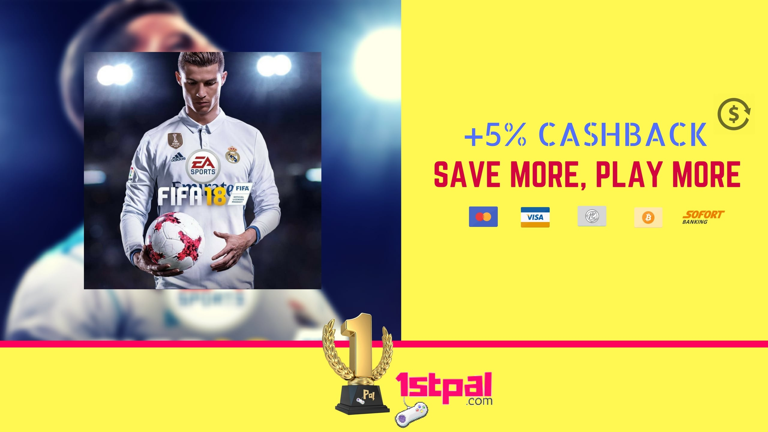 Fifa 18 Cd Key-Deal