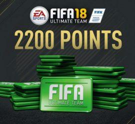 FIFA 18 FUT Points