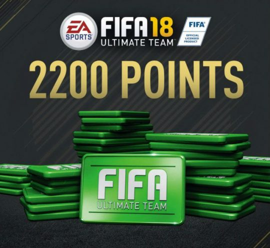 FIFA 18 FUT Points