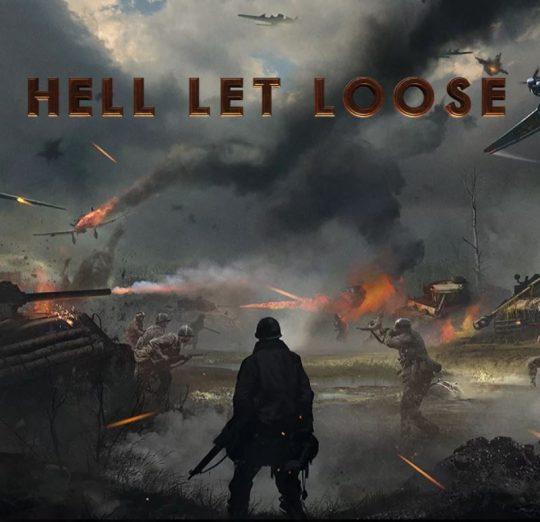 Hell Let Loose PC Steam CdKeys