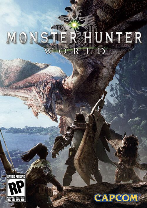 Monster Hunter: World Pre-purchase Edition