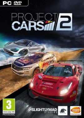 Project Cars 2 Cd Key