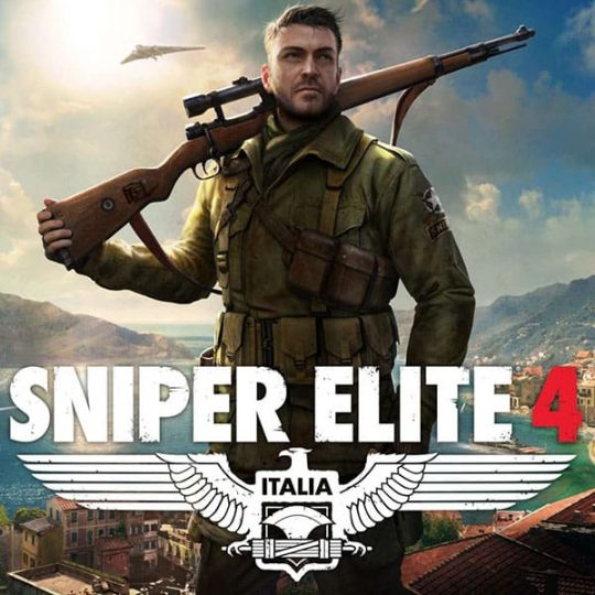 Sniper Elite 4 cd key