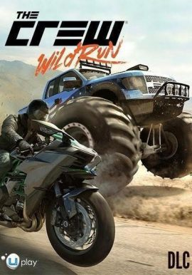 The Crew Wild Run Edition Cd Key