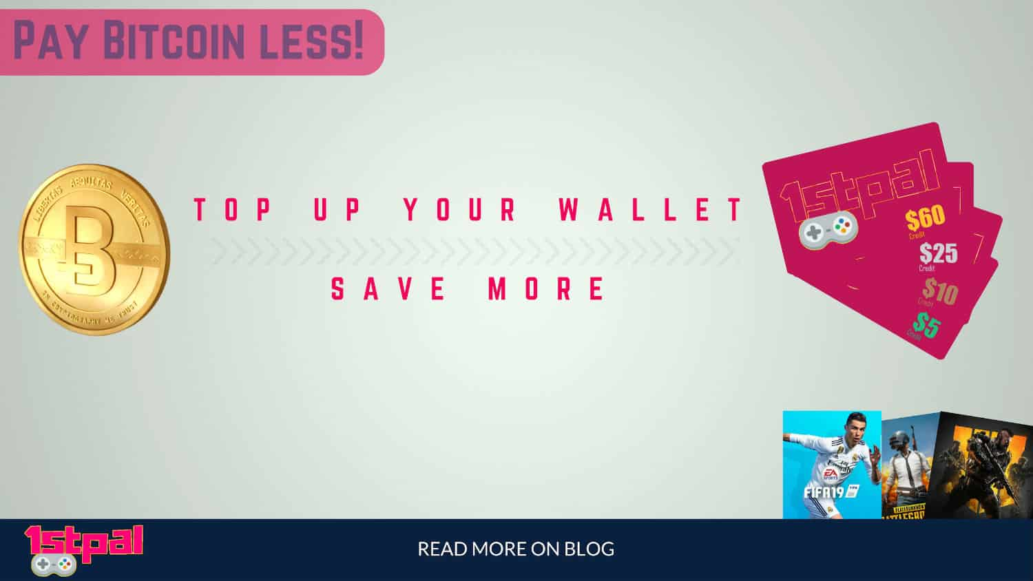 Top up Wallet to buy Games Cd Keys